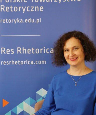 """Seminarium naukowe PTR: """"Retoryka a językoznawstwo""""   23.04   online"""