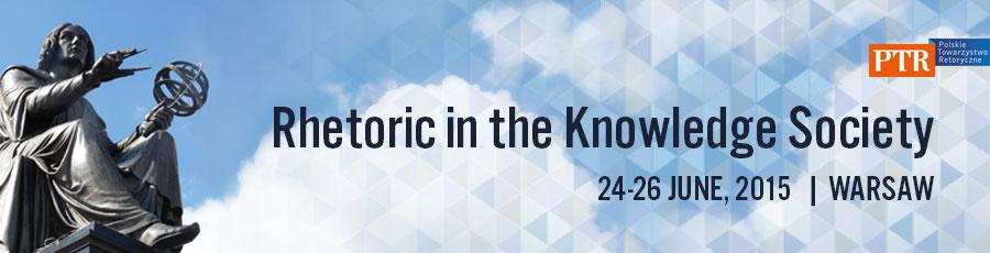 Rhetoric in the Knowledge Society