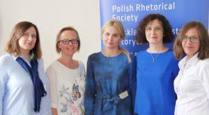 Zarząd Polskiego Towarzystwa Retorycznego