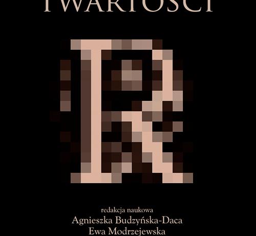 """Monografia """"Retoryka i wartości"""""""