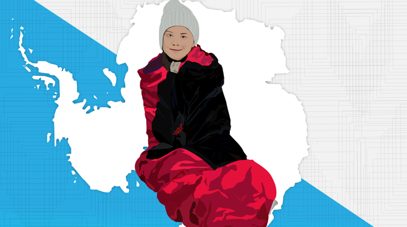 """[Res Rhetorica] """"Projecting a Future Present: Greta Thunberg's use of Presence at the United Nations Climate Action Summit 2019"""""""